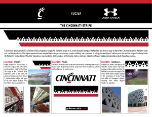 The Cincinnati Stripe